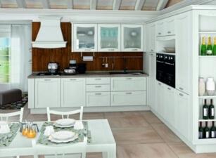 Кухня прованс 065а