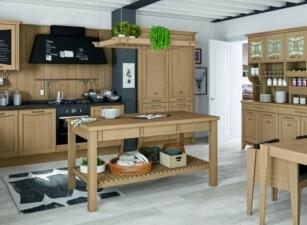 Кухня прованс 068а