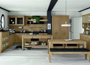 Кухня прованс 069а