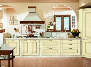 Кухня прованс 072а