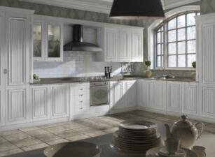 Кухня прованс 078а
