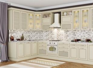 Кухня прованс 081а