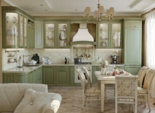 Кухня прованс 098а