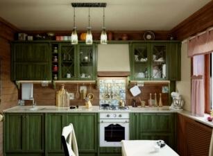 Кухня прованс 113а