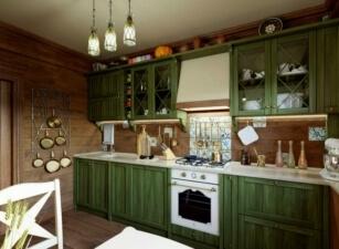 Кухня прованс 114а
