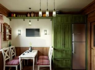 Кухня прованс 115а
