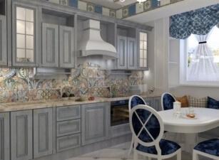 Кухня прованс 119а