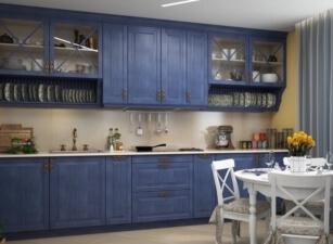 Кухня прованс 124а