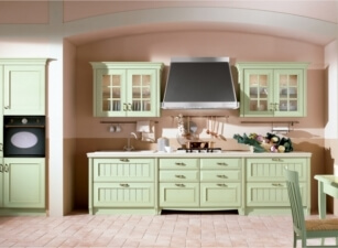 Кухня прованс 125а
