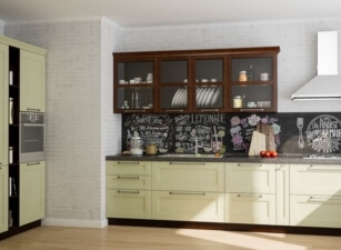 Кухня прованс 128а