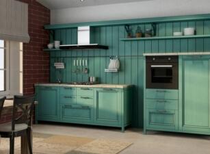 Кухня прованс 132а