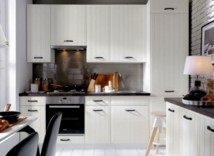 Кухня прованс 133а
