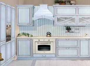 Кухня прованс 137а
