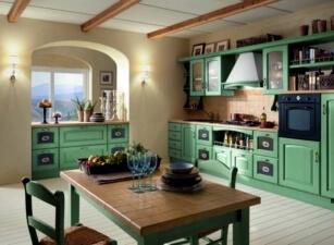 Кухня прованс 142а