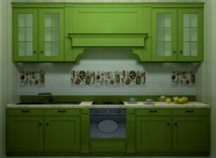 Кухня прованс 145а