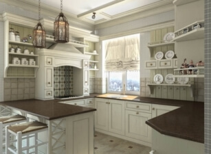 Кухня прованс 151а