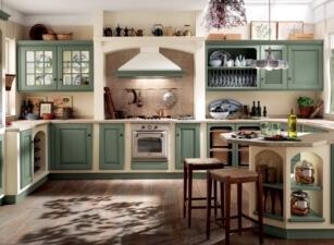 Кухня прованс 157а