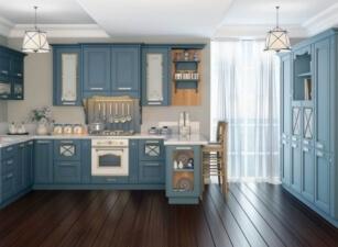 Кухня прованс 158а