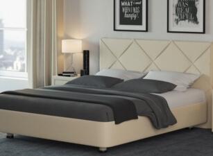 Мягкая кровать 006а