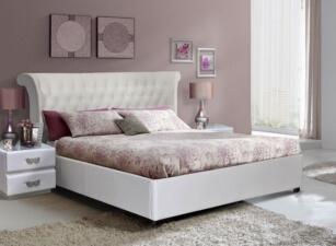 Мягкая кровать 013а