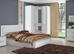 Мягкая кровать 024а