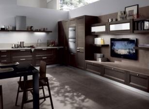 Кухня Классика Проект 006а