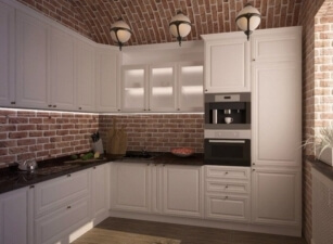 Кухня Классика Проект 026а
