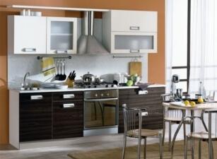 Кухня Маленькая Проект 008а