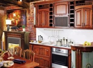 Кухня Маленькая Проект 033а