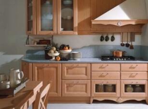 Кухня Маленькая Проект 035а