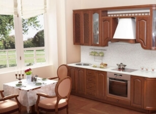 Кухня Маленькая Проект 036а