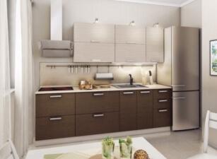 Кухня Маленькая Проект 041а