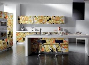 Кухня Современная Проект 022а