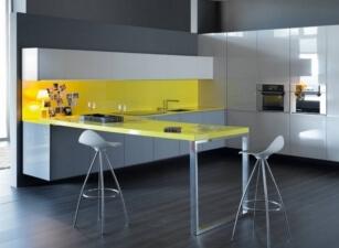 Кухня Современная Проект 035а