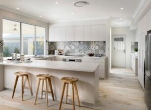 Кухня Современная Проект 067а
