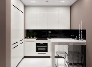 Кухня Современная Проект 073а