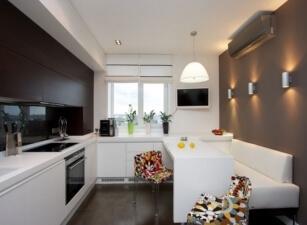 Кухня Современная Проект 096а