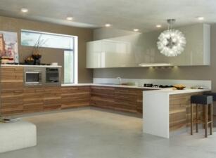 Кухня Современная Проект 116а