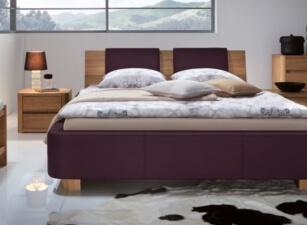 Мягкая кровать Проект 001а