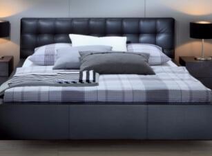 Мягкая кровать Проект 010а