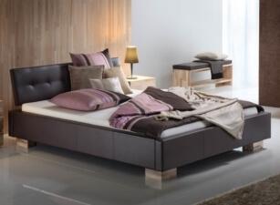 Мягкая кровать Проект 011а