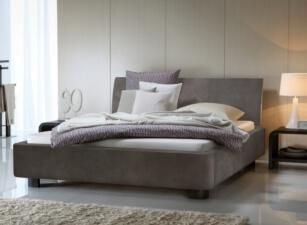 Мягкая кровать Проект 013а