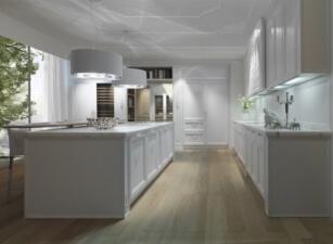 кухня неоклассика 001а