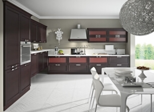 кухня неоклассика 015а