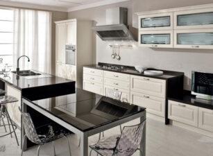 кухня неоклассика 016а