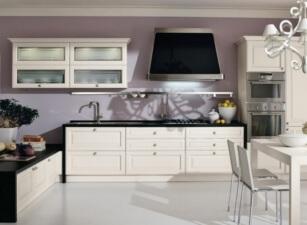 кухня неоклассика 018а