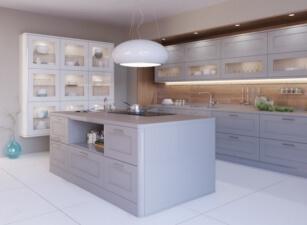 кухня неоклассика 020а