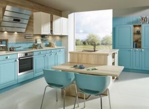 кухня неоклассика 022а