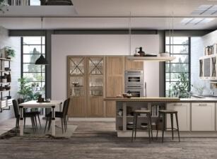 кухня неоклассика 026а