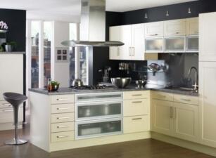 кухня неоклассика 027а